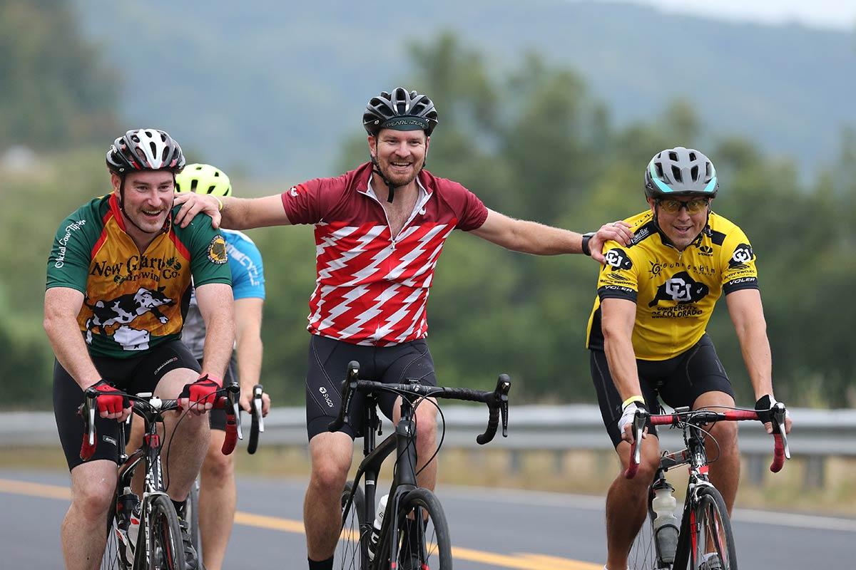 Ride the Ridges Bicycle Tour